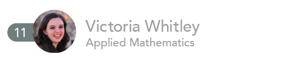 Victoria Whitley, Applied Mathematics