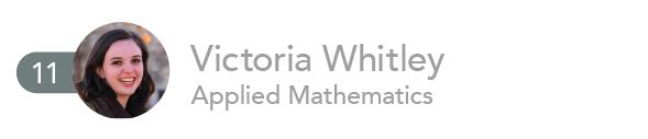 Victoria Whitley, Applied Mathematics