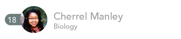 Cherrel Manley, Biology