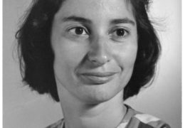 Deborah Dexter as a young faculty member at San Diego State University in 1975, shortly after she completed her PhD at UNC.