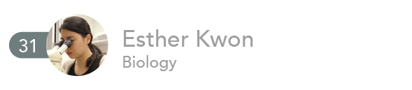 Esther Kwon, Biology