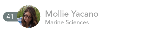 Mollie Yacano, Marine Sciences