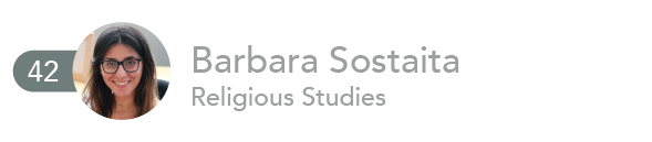 Barbara Sostaita, Religious Studies