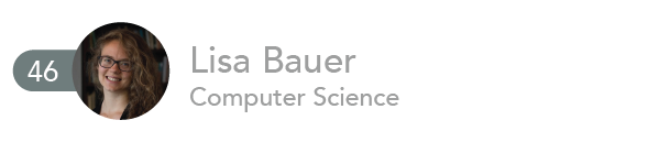 Lisa Bauer, Computer Science