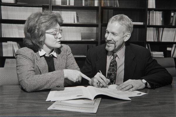Carol Runyan and Mike Bowling
