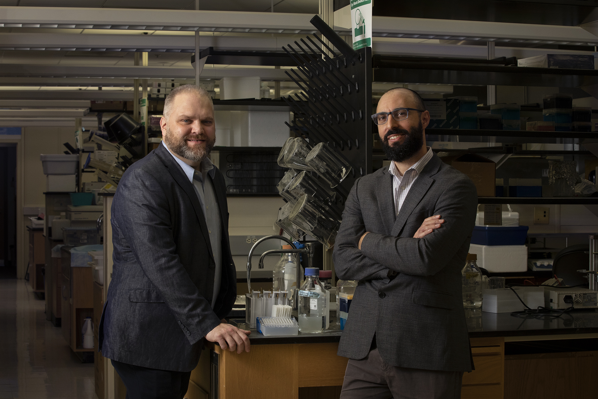 Jonathan Schisler and Todd Cohen