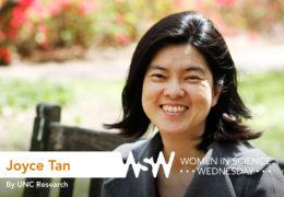 Portrait of Joyce Tan.