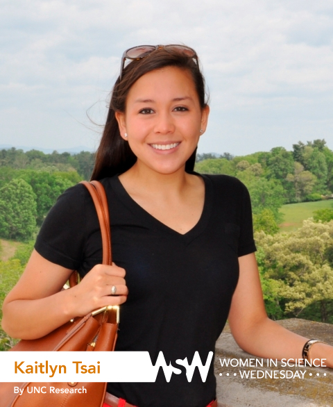 Portrait of Kaitlyn Tsai