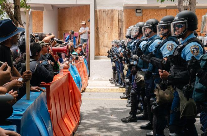 Puerto Rico's Breaking Point