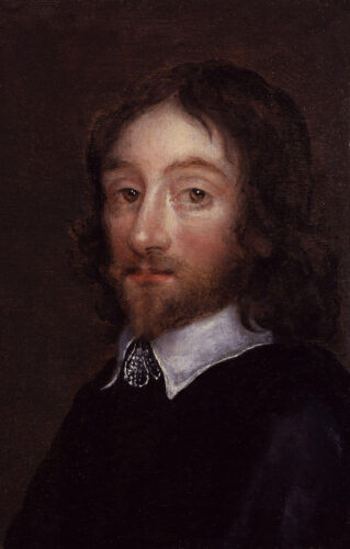 a portrait of Thomas Browne