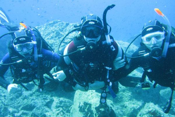 Papadopoulou Family Dive