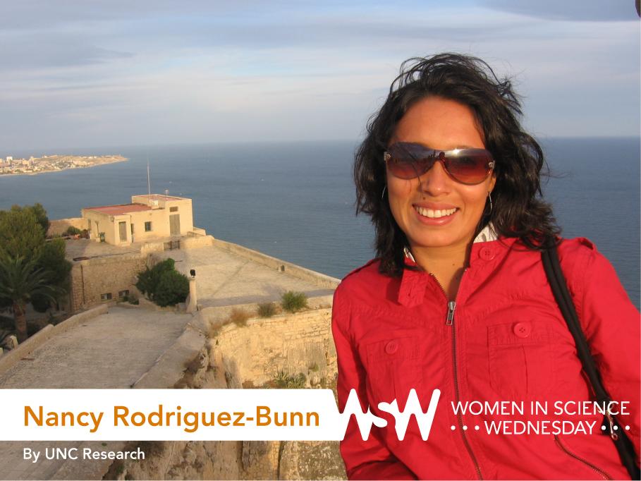 Portrait of Nancy Rodrigues-Bunn