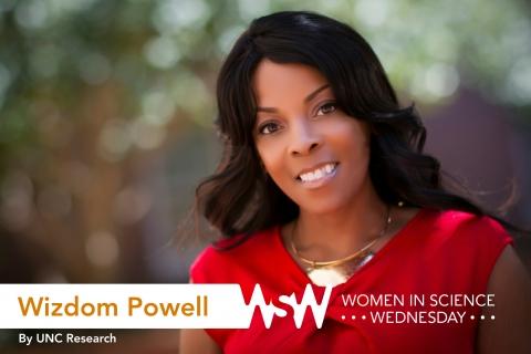Portrait of Wizdom Powell