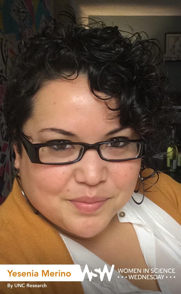 Portrait of Yesenia Merino