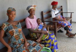 Photo courtesy of Kavita Singh In 2008, Ghana introduced a policy to provide free maternal medical care. Without it, most women would not be able to afford check-ups during their pregnancies.