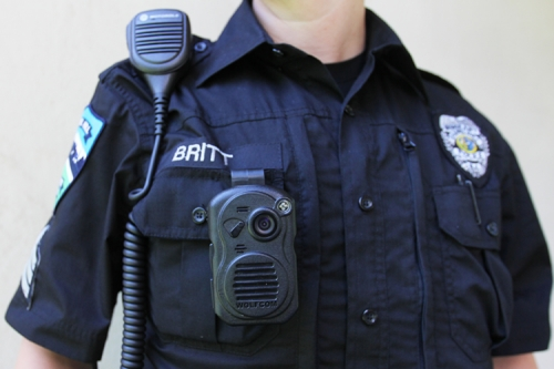 The Chapel Hill Police Department is in the process of testing different models of body cameras.