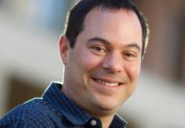 Portrait of Brian Strahl.